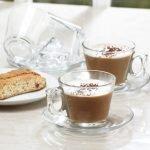 Pasabahce 12pc Cappuccino Set